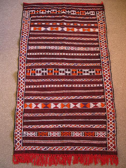 Amazigh (Berber) Rug ID#1224