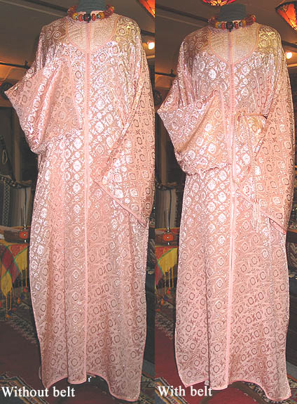 Simple Fashion Caftan Of Morocco Moroccan Traditional Clothes  Caftan And