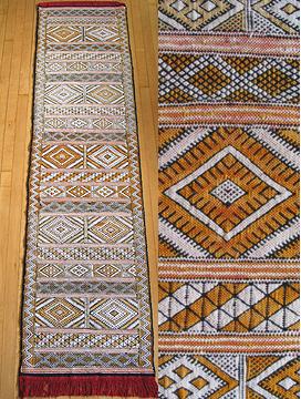 Moroccan Runner Rug Home Decor