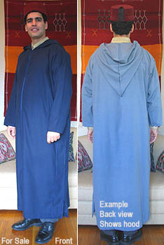 Clothes Pattern For Moroccan Men 119