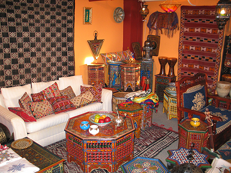 Welcome new post has been published on - Moroccan home decor and interior design ...