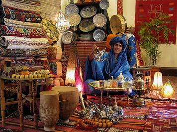 Moroccan Caravan Berber Rugs Jewelry Moroccan Clothing